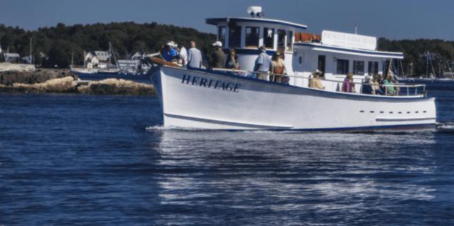 Portsmouth Harbor Cruise