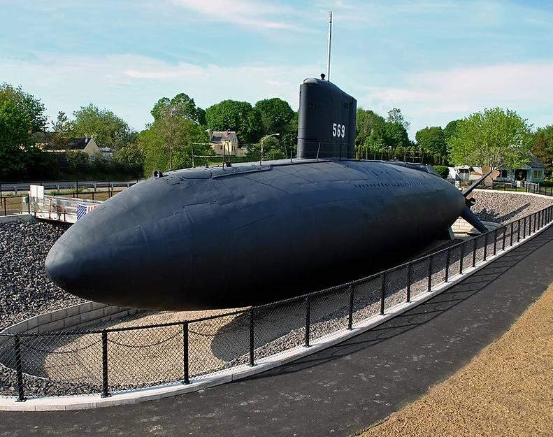 USS Albacore